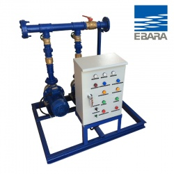 pakaged transfer pumps ebara-1