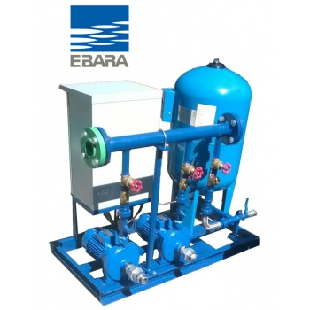 pakaged booster pumps ebara-1