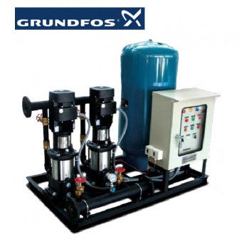 pakaged booster pumps grundfos-1