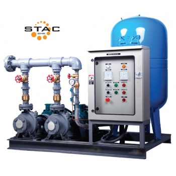 packaged booster pumps stac-1